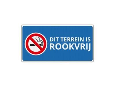 Rookvrij terrein Eerstelijnscentrum Beatrixpark